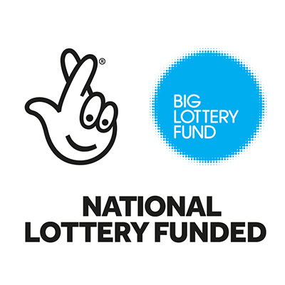 Big Lottery Fund: National Lottery Funded